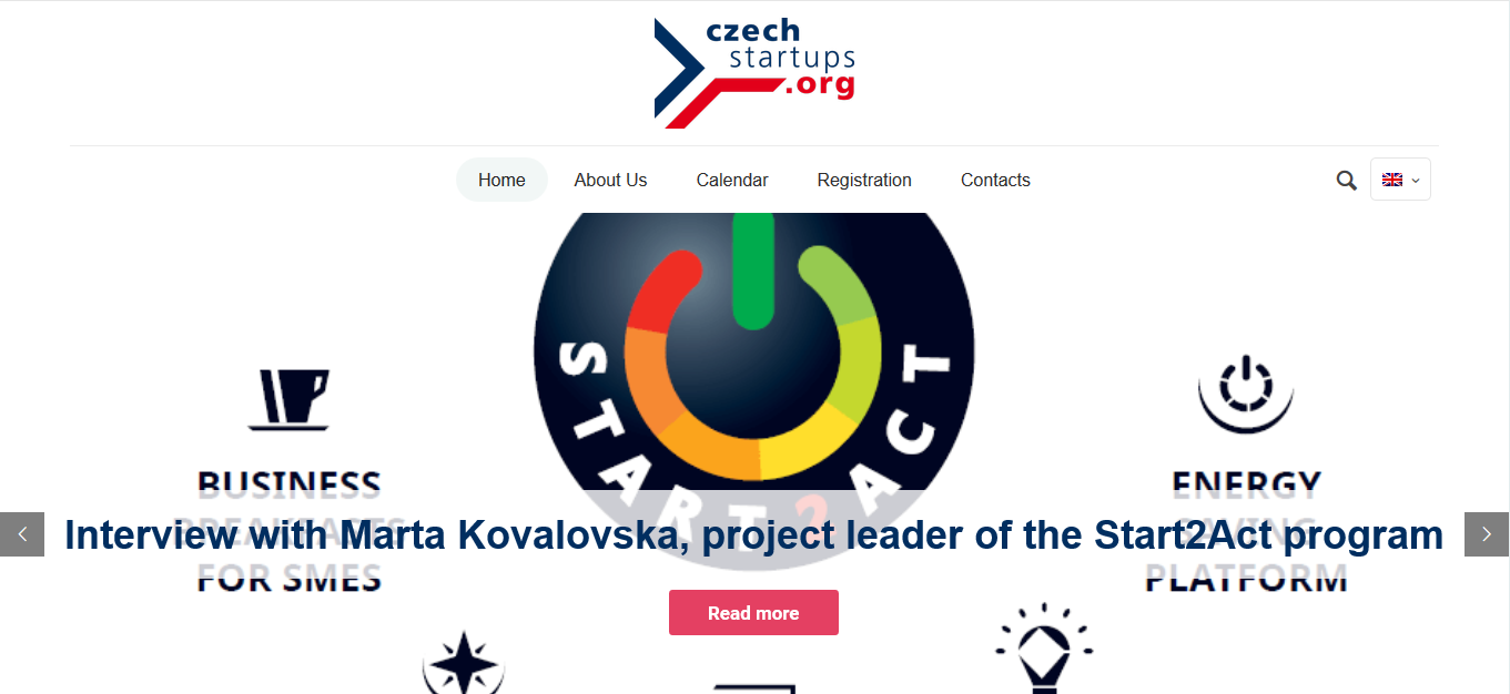 Interview with ENVIROS by CzechStartups.org
